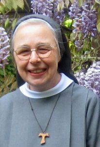 Schw. M. Christine Mirlach, Generaloberin