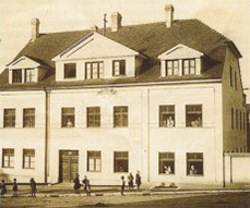 Säuglingsheim nach dem Umbau, 1919