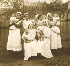 1937 wurden 318 Kinder aufgenommen