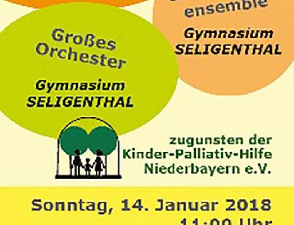 Benefizkonzert – Kinder musizieren für unheilbar kranke Kinder