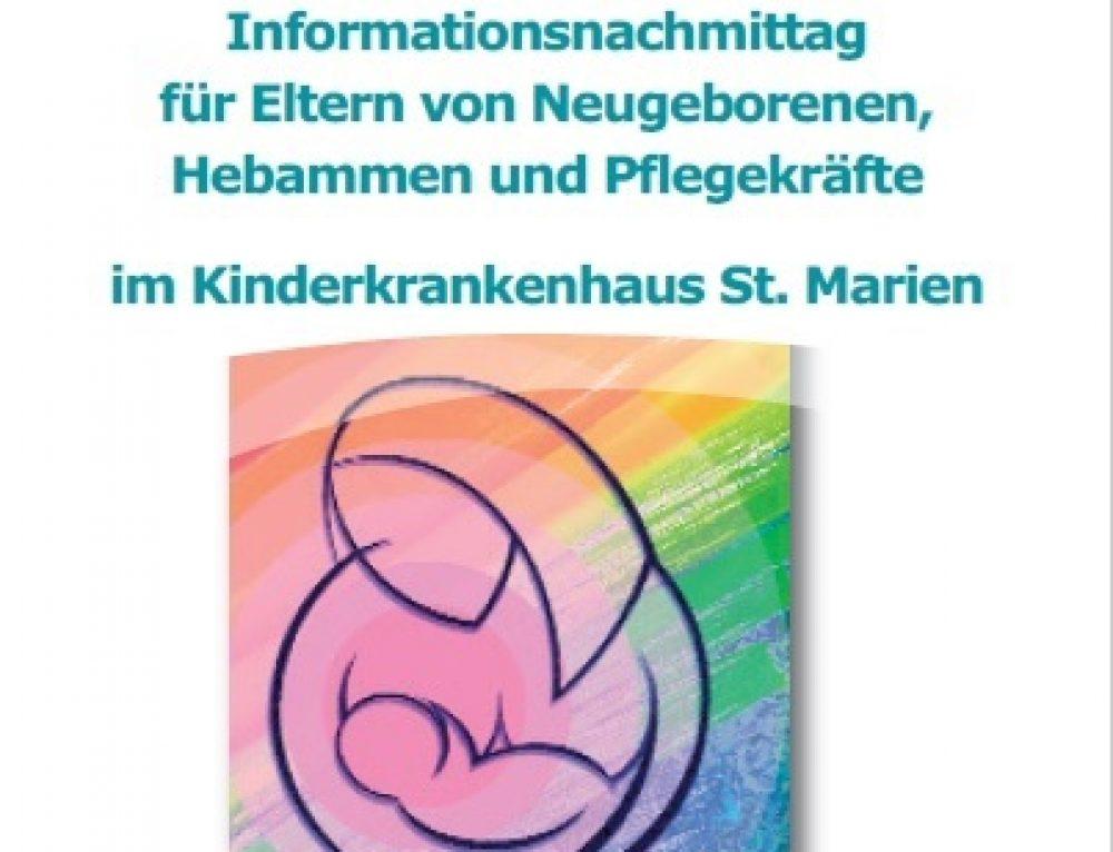 Info-Nachmittag für Eltern von Neugeborenen Hebammen und Pflegekräfte